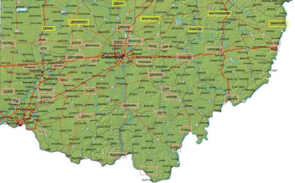 """Map: """"DSO-Lite"""" 